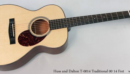 Huss-and-Dalton-T-0014-Traditional-00-14-Fret-Full-Front-View