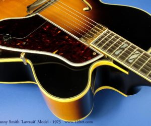 Ibanez Model 2461BS 'Johnny Smith' 1975 (consignment)  SOLD
