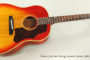 1963 Gibson J-45 Steel String Acoustic Guitar