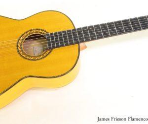 James Frieson Flamenco Guitar, 1989