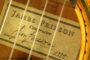 James Frieson Flamenco Guitar, 1997  SOLD
