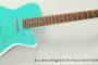 SOLD!!! 2008 Jerry Jones SingleCut Sea Foam Green Guitar