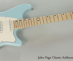 John Page Classic Guitars