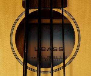 Kala U-Bass Bass Ukulele