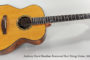 SOLD!!! 2003 Anthony Karol Brazilian Rosewood Steel String Guitar