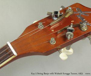 1953 Kay 5 String Banjo SOLD