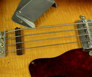 Kay Hollowbody Bass 1962 - SOLD