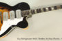 SOLD!!! 1962 Kay Swingmaster K673 Thinline Archtop Electric Guitar