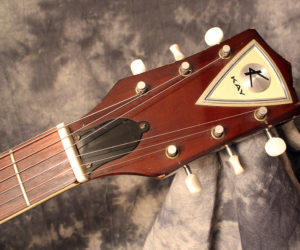 Kay Galaxy Single-Pickup Electric (Used) SOLD