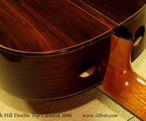 Kenneth Hill Signature Double Top Classical 2006  (consignment) SOLD