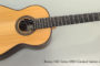 SOLD!  2006 Kenny Hill Torres 1856 Classical Guitar
