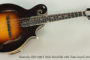 2015 Kentucky KM-1050 F-Style Mandolin with Tone-Guard SOLD
