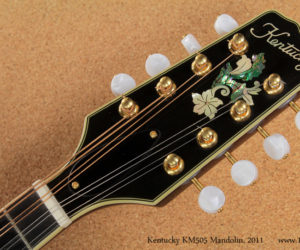 2011 Kentucky KM505 A-Style Mandolin (consignment) No Longer Available