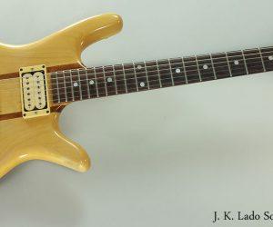 1981 J. K. Lado Solo 1 (SOLD)