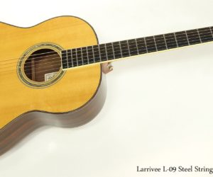 ❌ SOLD ❌ Larrivee L-09 Steel String Guitar, 1995