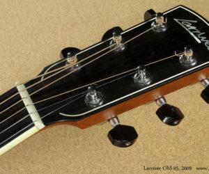 2009 Larrivee OM-05 No Longer Available