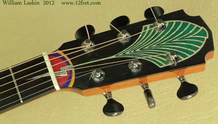 William-Laskin-Art-Deco-Guitar-2012-head-front-view