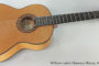 1992 William Laskin Flamenco Blanca Guitar   SOLD