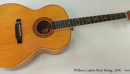 William-Laskin-Steel-String-1976-Full-Front-View