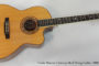 SOLD!!! 1980 Linda Manzer Cutaway Steel String Guitar