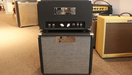 Little-Walter-50-Watt-Tube-Amp-with-1x12-Cabinet-Full-Front-View
