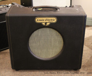 2014 Louis Electric KR12 Combo Amplifier