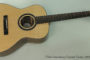 NO LONGER AVAILABLE! 2015 Chris Lounsbury Concert Guitar