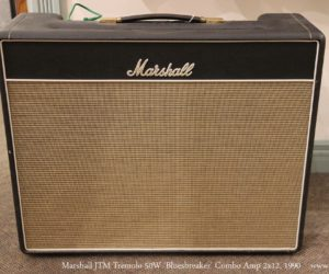 ‼️Reduced‼️ Marshall JTM Tremolo 50W 'Bluesbreaker' Combo Amp 2x12, 1990