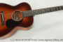 2015 C. F. Martin 00-DB Jeff Tweedy Custom Signature Edition (SOLD)