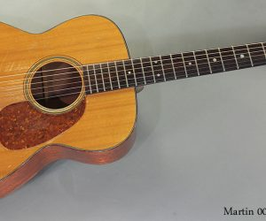 1957 Martin 00-18 Steel String Acoustic  SOLD