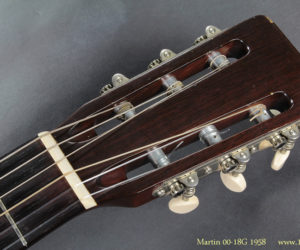 Martin 00-18G 1958 (consignment) SOLD