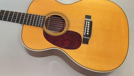 C.-F.-Martin-000-28EC-Eric-Clapton-Model-Left-Handed-2001-Top