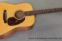 2014 Martin D-18 Custom Shop Authentic (SOLD)