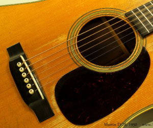 Martin D-28 1950 (consignment) No Longer Available