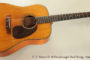 1954 C. F. Martin D-18 Dreadnought Steel String Guitar  SOLD