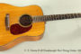 SOLD!!! 1954 C. F. Martin D-18 Dreadnought Steel String Guitar