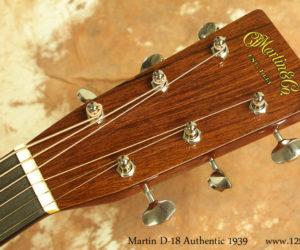 Martin D-18 Authentic 1939