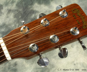 SOLD 1966 Martin D-21 (Consignment)
