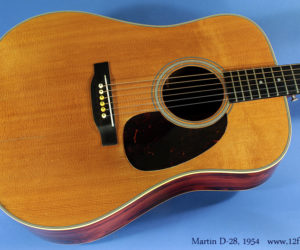 Martin D-28, 1954 (consignment) SOLD