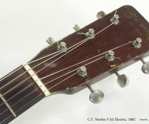 1962 Martin F-55 Electric (consignment)  SOLD