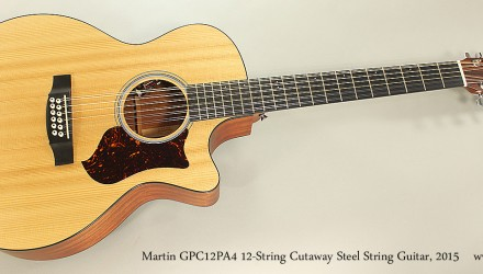 Martin-GPC12PA4-12-String-Cutaway-Steel-String-Guitar-2015-Full-Front-View