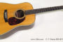 SOLD!!! 2007 C. F. Martin HD-28V Dreadnought Steel String Guitar