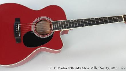 C.-F.-Martin-000C-MR-Steve-Miller-No.-15-2010-Full-Front-View