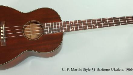 C.-F.-Martin-Style-51-Baritone-Ukulele-1966-Full-Front-View