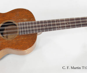 SOLD!!! 1928 C. F. Martin T17 Tiple