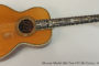 1930 Maurer Model 593 Tree Of Life Guitar (SOLD)