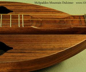 McSpadden Mountain Dulcimer