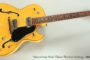 SOLD!! 1969 Meazzi-Italy Mod. Chèrie Thinline Archtop Electric Guitar