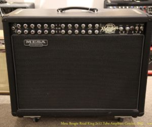 Mesa Boogie Road King 2x12 Tube Amplfier Combo, 2002