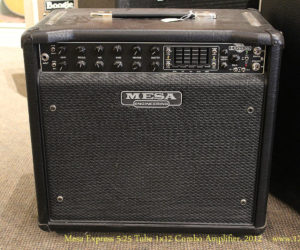 SOLD!!  2012 Mesa Express 5:25 Tube 1x12 Combo Amplifier